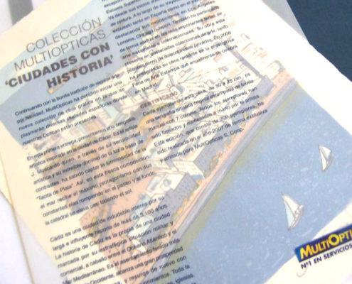 Edición de serigrafías numeradas