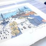 Serigrafías o grabados artísticos