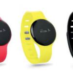 Reloj inteligente para medir la actividad física