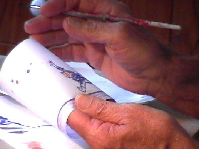 Producción de boceto y prototipo para un regalo de empresa